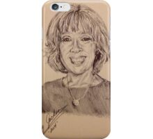 GAYLE KING iPhone Case/Skin
