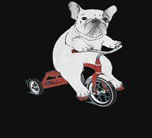 BYCICLE DOG PET ANIMAL PITBULL  Unisex T-Shirt