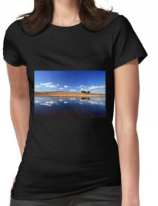Blue Reflections Womens Fitted T-Shirt