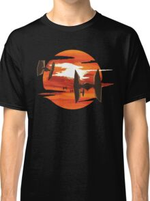 Ride of the Tie fighters Classic T-Shirt