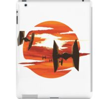 Ride of the Tie fighters iPad Case/Skin