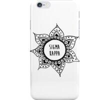 Sigma Kappa iPhone Case/Skin