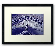 Archway of Souls Framed Print
