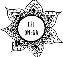Chi Omega by sophhsophh