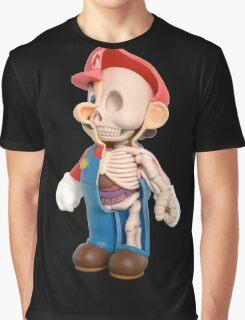 Super mario anatomy Graphic T-Shirt