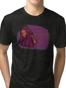 Jessica's Weakness Tri-blend T-Shirt