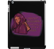Jessica's Weakness iPad Case/Skin