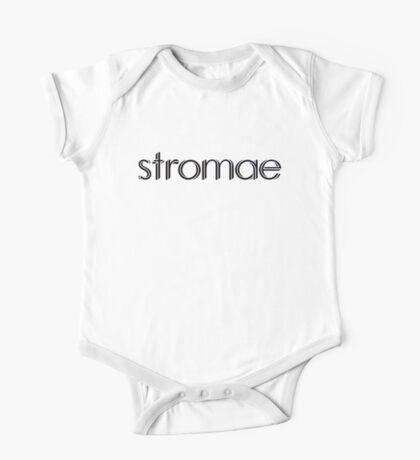 Stromae One Piece - Short Sleeve