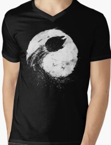 Midnight Awakening Mens V-Neck T-Shirt