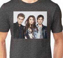 Elena and Salvatore Brothers Arjuma Unisex T-Shirt