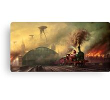 The fall of London Canvas Print