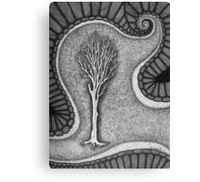 Surreal Tree Canvas Print