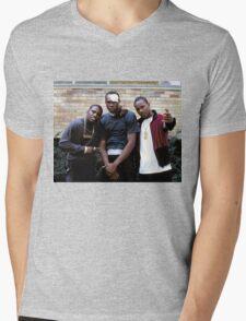 PAID IN FULL Mens V-Neck T-Shirt