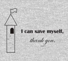 i can save myself Kids Tee