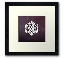 VIXX chained up logo Framed Print
