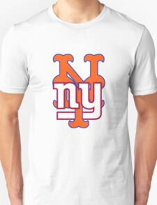 New york Mets Giants mash up T-Shirt