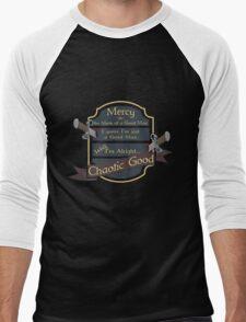 D&D TEE - CHAOTIC GOOD Men's Baseball ¾ T-Shirt