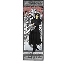 Sherlock de Lorenzaccio Photographic Print