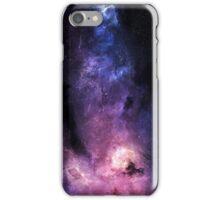 We love space - version 1 iPhone Case/Skin