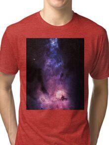 We love space - version 1 Tri-blend T-Shirt