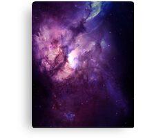We love space - version 2 Canvas Print