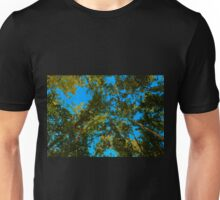 Looking Up The Trees Unisex T-Shirt