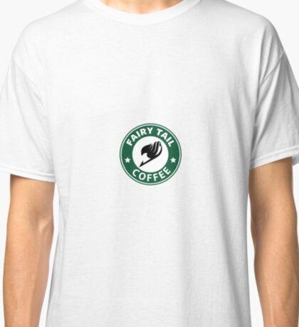 Fairy Tail Coffee Classic T-Shirt