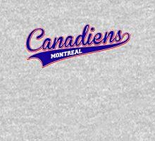 Canadiens blue script Unisex T-Shirt