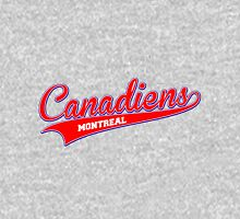 Canadiens red script Unisex T-Shirt