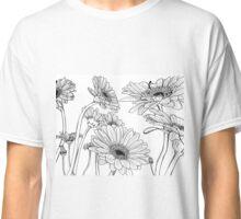 Gerberas 1 Classic T-Shirt