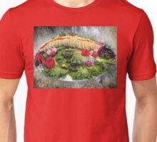 Fish and Crabs and Mice, Oh My! Unisex T-Shirt