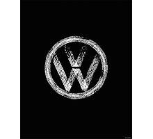 Volkswagen 3 Photographic Print