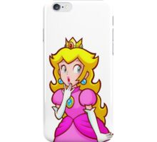 Princess Peach iPhone Case/Skin