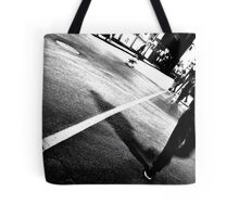 One Night on Rue Ste. Catherine Tote Bag