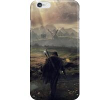 The Fight For Mordor - Lord Of The Rings iPhone Case/Skin
