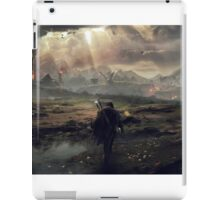 The Fight For Mordor - Lord Of The Rings iPad Case/Skin