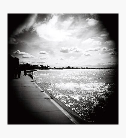 Barwon Heads sky Photographic Print