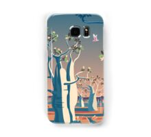 Bilbies and Boabs - Western Australia Samsung Galaxy Case/Skin