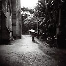 Rainy day in the cemetery by KerrieMcSnap
