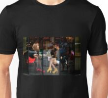 Tokyo, Montreal Unisex T-Shirt
