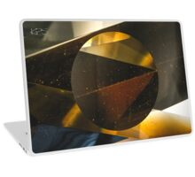 Abstract Glass  Laptop Skin