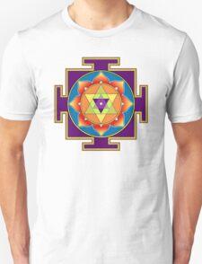 Sri Ganesha Yantra Unisex T-Shirt