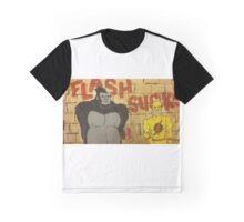 Flash sucks Graphic T-Shirt
