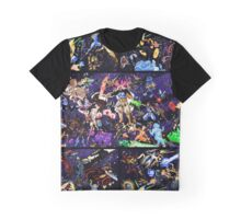 Epic Battle One Graphic T-Shirt