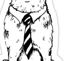 Australian Cattle Dog Agent (Black Ink) Sticker