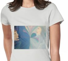 Touch Of Motherly Love – Across The Great Divide  Womens Fitted T-Shirt