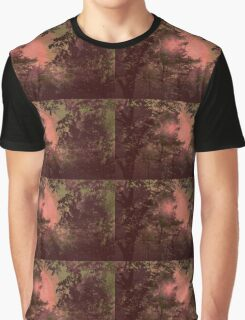 Kashmir Forest Graphic T-Shirt