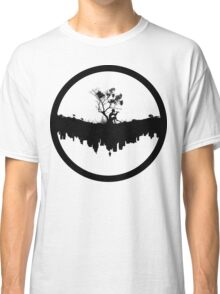 Urban Faun - Black on White Classic T-Shirt