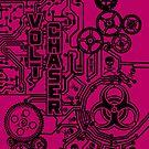 Volt Chaser (pink) by GrimDork