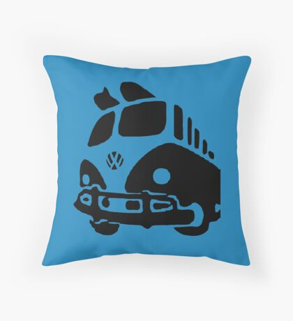 Volkswagen 1 Throw Pillow